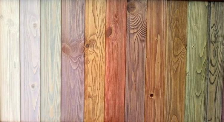 краска для вагонки внутри дома цвета