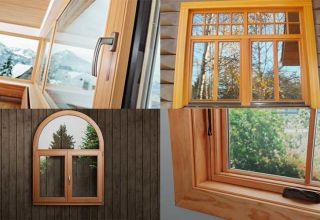 Самостоятельное изготовление деревянных окон