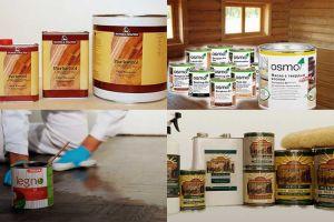 Особенности выбора и нанесения масла для дерева