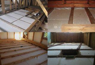 Можно ли утеплять деревянный дом пенопластом