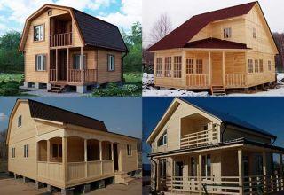 Особенности и этапы строительства щитового дома