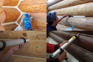 Использование герметиков для древесины — эффективная борьба с трещинами и зазорами